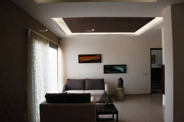 1050 sqft, 2 bhk Apartment in Deep Satyadeep Heights Makarba, Ahmedabad at Rs. 15000