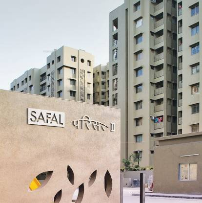 1919 sqft, 3 bhk Apartment in Safal Parisar II Bopal, Ahmedabad at Rs. 90.0000 Lacs