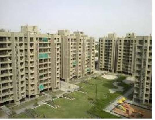 1260 sqft, 2 bhk Apartment in Safal Parisar II Bopal, Ahmedabad at Rs. 54.0000 Lacs