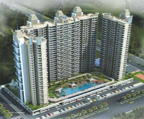 1230 sqft, 2 bhk Apartment in Paradise Sai Mannat Kharghar, Mumbai at Rs. 1.2915 Cr