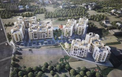 905 sqft, 2 bhk Apartment in Builder prayag city new Panvel navi mumbai, Mumbai at Rs. 42.9100 Lacs