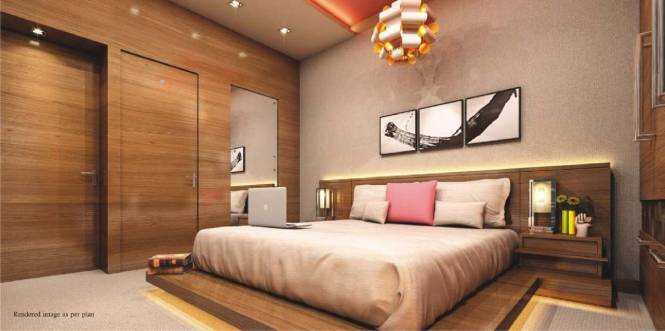 880 sqft, 2 bhk Apartment in Today Sai Vrindavan Karanjade, Mumbai at Rs. 47.0800 Lacs