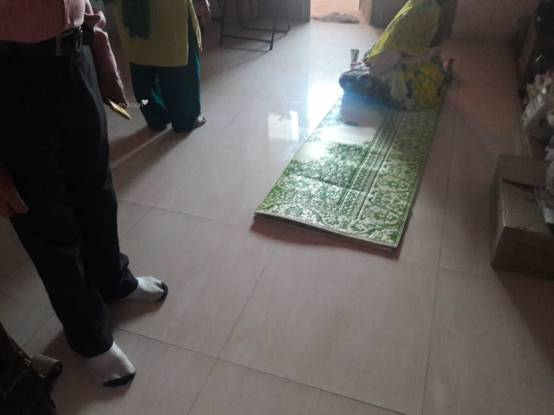 600 sqft, 1 bhk Apartment in Manas Jijau CHS Sector-17 Kamothe, Mumbai at Rs. 47.0000 Lacs