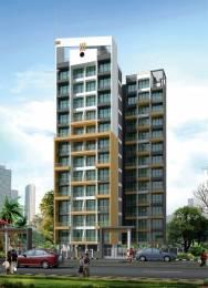 1025 sqft, 2 bhk Apartment in Chamunda Hill Crest Karanjade, Mumbai at Rs. 56.3750 Lacs