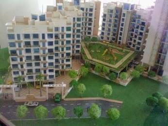 660 sqft, 1 bhk Apartment in Giriraj Silverstar Kamothe, Mumbai at Rs. 54.5000 Lacs
