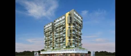 670 sqft, 1 bhk Apartment in Shubh Laxmi Om Rudra Heights Karanjade, Mumbai at Rs. 36.8500 Lacs