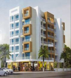 880 sqft, 2 bhk Apartment in Hari Krishna Aditi Garden Karanjade, Mumbai at Rs. 44.8800 Lacs