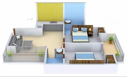 890 sqft, 2 bhk Apartment in Star Realcon Group Rameshwaram Raj Nagar Extension, Ghaziabad at Rs. 4500