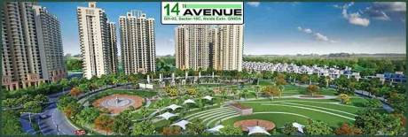 530 sqft, 1 bhk Apartment in Gaursons 14th Avenue Sector 16C Noida Extension, Greater Noida at Rs. 17.4500 Lacs