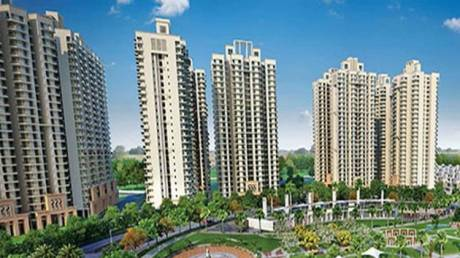 1040 sqft, 2 bhk Apartment in Gaursons 14th Avenue Sector 16C Noida Extension, Greater Noida at Rs. 37.3960 Lacs