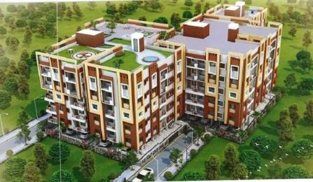 1079 sqft, 2 bhk Apartment in Royal Royal Residency Rajarhat, Kolkata at Rs. 37.7650 Lacs