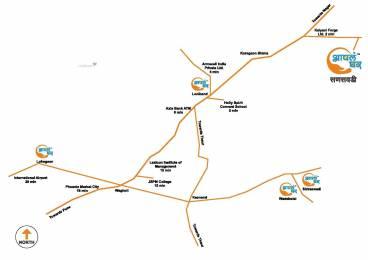 451 sqft, 1 bhk Apartment in Maple Aapla Ghar Sanaswadi Sanaswadi, Pune at Rs. 12.6700 Lacs