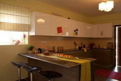 3600 sqft, 4 bhk Apartment in SH Casa Rouge Hitech City, Hyderabad at Rs. 60000