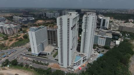 1717 sqft, 3 bhk Apartment in Phoenix Golf Edge Gachibowli, Hyderabad at Rs. 60000