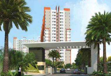 1771 sqft, 3 bhk Apartment in Emami Swanlake Kukatpally, Hyderabad at Rs. 1.1600 Cr
