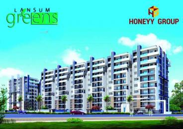 1630 sqft, 3 bhk Apartment in Lansum Greens Marripalem, Visakhapatnam at Rs. 78.2400 Lacs