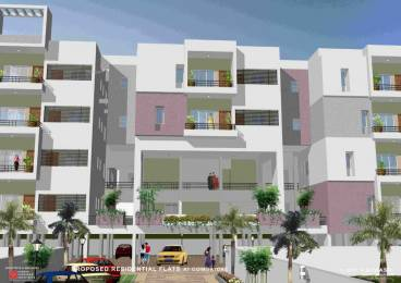 1229 sqft, 2 bhk Apartment in Vishwasri Oak Park Saravanampatti, Coimbatore at Rs. 39.2666 Lacs