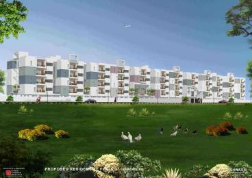 1224 sqft, 2 bhk Apartment in Vishwasri Oak Park Saravanampatti, Coimbatore at Rs. 40.3308 Lacs