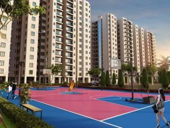 1050 sqft, 3 bhk Apartment in Viraj Lotus Court Gomti Nagar, Lucknow at Rs. 39.0000 Lacs