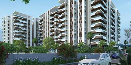 1500 sqft, 3 bhk Apartment in Builder Aaditri Exotica Vidhya Nagar, Guntur at Rs. 63.7500 Lacs
