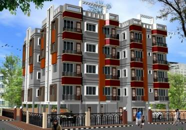 725 sqft, 2 bhk Apartment in Builder Project Mankundu Station Road, Kolkata at Rs. 15.9500 Lacs