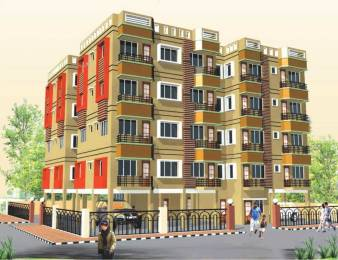 681 sqft, 2 bhk Apartment in Builder Project Mankundu Station Road, Kolkata at Rs. 14.9800 Lacs