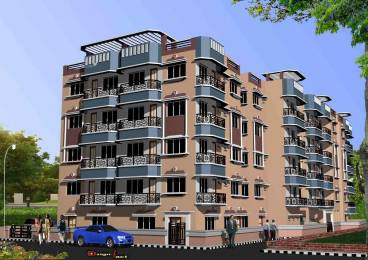 758 sqft, 2 bhk Apartment in Builder Project Bhadreswar, Kolkata at Rs. 17.4300 Lacs