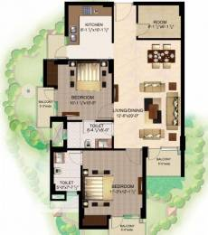 1150 sqft, 2 bhk Apartment in Logix Blossom County Sector 137, Noida at Rs. 53.0000 Lacs