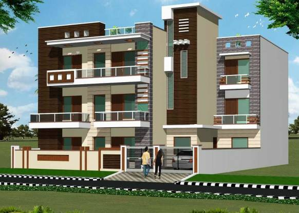 2015 sqft, 3 bhk BuilderFloor in Builder Project Green Field, Faridabad at Rs. 68.0000 Lacs