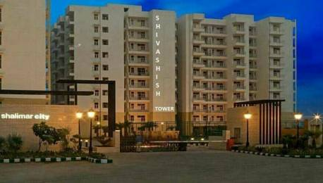 1267 sqft, 2 bhk Apartment in MR Shalimar City Pasaunda, Ghaziabad at Rs. 9000