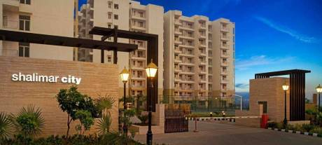 1267 sqft, 2 bhk Apartment in MR Shalimar City Pasaunda, Ghaziabad at Rs. 9800