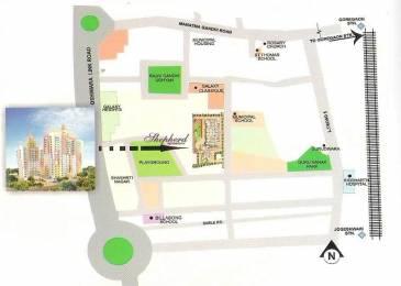 900 sqft, 2 bhk Apartment in Good Shepherd Residency Goregaon West, Mumbai at Rs. 1.2500 Cr