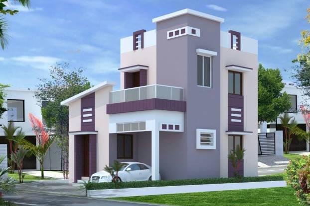 1300 sqft, 3 bhk Villa in Builder millenium Saravanampatti, Coimbatore at Rs. 59.5000 Lacs
