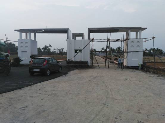 1800 sqft, Plot in Bhoomatha Emerald City Bhogapuram, Visakhapatnam at Rs. 13.0000 Lacs