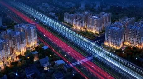 923 sqft, 2 bhk Apartment in Unimark Unimark Springfield Rajarhat, Kolkata at Rs. 38.0000 Lacs