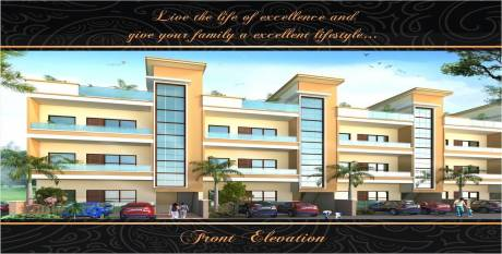 1010 sqft, 3 bhk BuilderFloor in Builder rajshree royal residency bhiwadi alwar bypass road, Alwar at Rs. 25.9900 Lacs