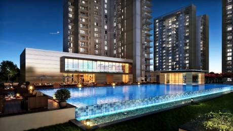 1907 sqft, 3 bhk Apartment in Godrej Solitaire at Godrej Nest Sector 150, Noida at Rs. 1.0800 Cr