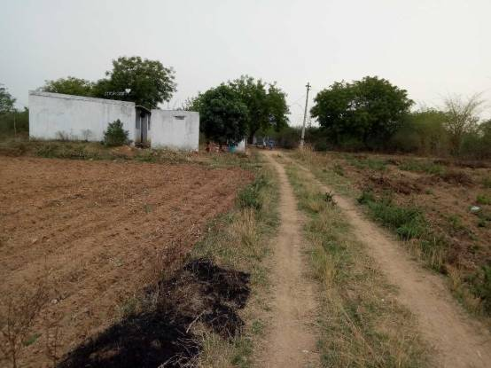 10890 sqft, Plot in Builder green leaves Patancheru, Hyderabad at Rs. 24.2000 Lacs