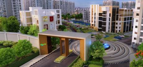1110 sqft, 3 bhk Apartment in Srijan Greenfield City Elite Behala, Kolkata at Rs. 43.0000 Lacs