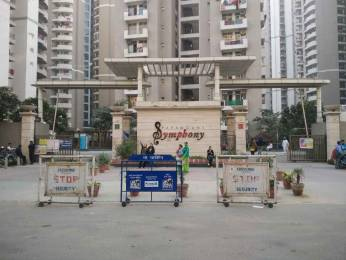 1295 sqft, 2 bhk Apartment in Paramount Symphony Crossing Republik, Ghaziabad at Rs. 8000