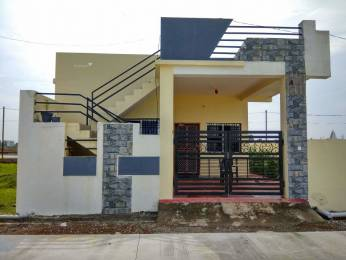 1500 sqft, 2 bhk IndependentHouse in Builder wallfort paradish Old Dhamtari Road, Raipur at Rs. 41.5000 Lacs