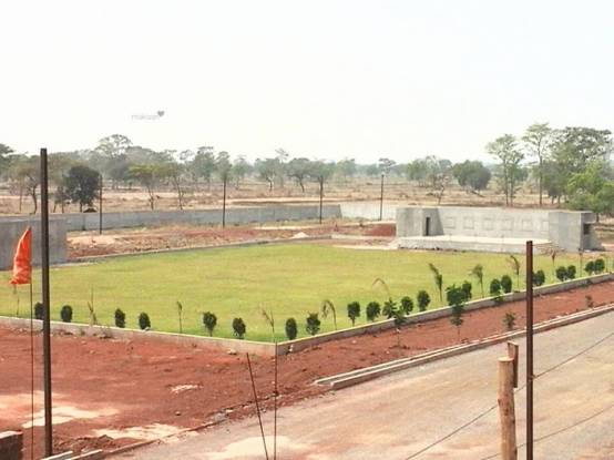 1210 sqft, Plot in Builder vedanta city Old Dhamtari Road, Raipur at Rs. 12.6900 Lacs