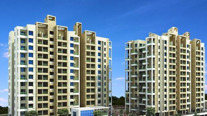1029 sqft, 2 bhk Apartment in Sree Wisteriaa Wakad, Pune at Rs. 64.0000 Lacs