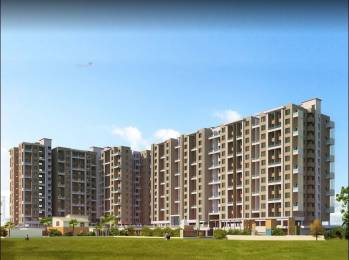 521 sqft, 1 bhk Apartment in Goel Ganga Ganga Amber Tathawade, Pune at Rs. 41.0000 Lacs