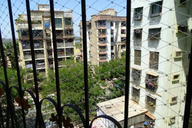 390 sqft, 1 bhk Apartment in Kaustubh Gorai Visamo CHS LTD Borivali West, Mumbai at Rs. 13500
