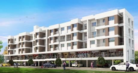 632 sqft, 1 bhk Apartment in Pankaj Asmaan Lohegaon, Pune at Rs. 27.1500 Lacs