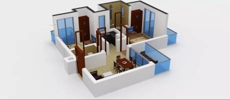 1150 sqft, 2 bhk Apartment in Ace Platinum Zeta 1 Zeta, Greater Noida at Rs. 40.0000 Lacs