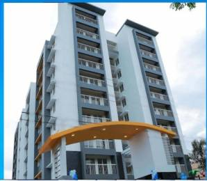 1320 sqft, 3 bhk Apartment in Builder Project West Fort Thrissur, Thrissur at Rs. 70.0000 Lacs