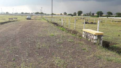 1000 sqft, Plot in Builder AADESH CITY N A Plots Ozar Airport, Nashik at Rs. 9.4900 Lacs