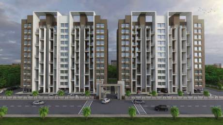 707 sqft, 2 bhk Apartment in Zenith Utsav Residency Wagholi, Pune at Rs. 38.0000 Lacs